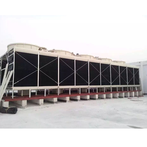东材科技集团冷却塔工程案例
