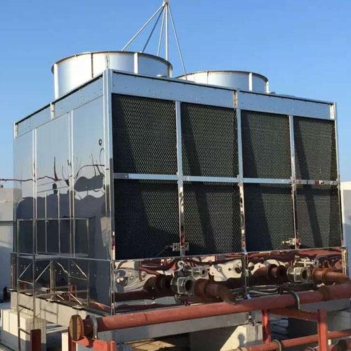 不锈钢横流式方形冷却塔