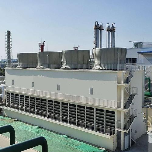 天津钢混结构冷却塔