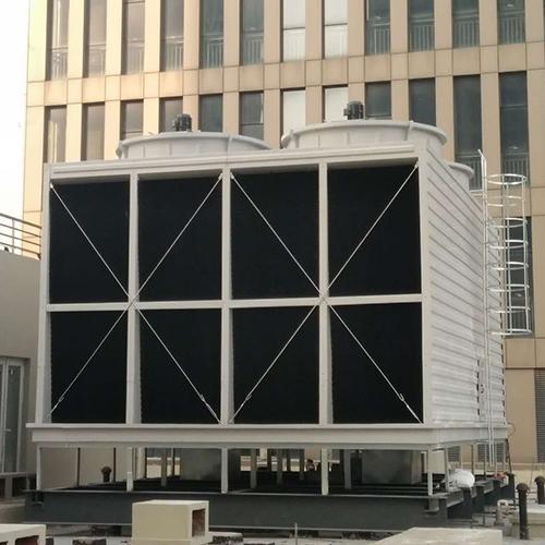 方形横流开式冷却塔定制
