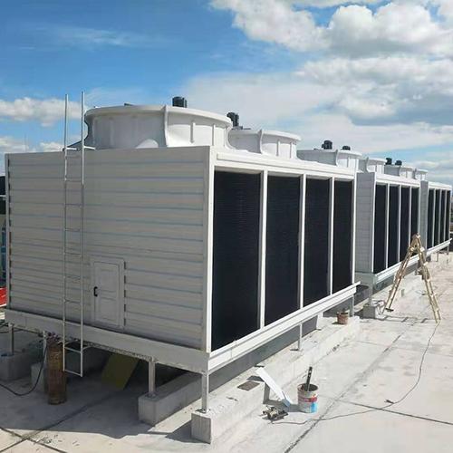 方形横流开式冷却塔厂家