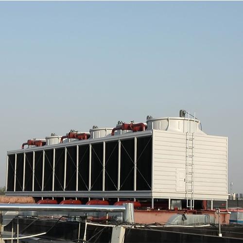 方形横流开式冷却塔厂